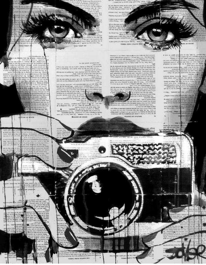 Loui Jover's Sensual Illustrations