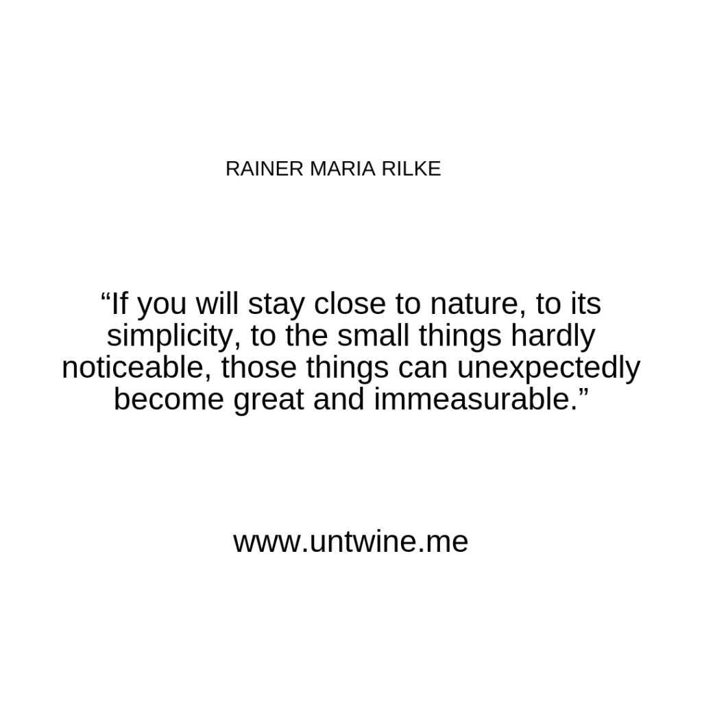 21 RAINER MARIA RILKE QUOTES FOR YOUR JOURNAL - Untwine